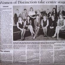 Women of Distinction_article2011
